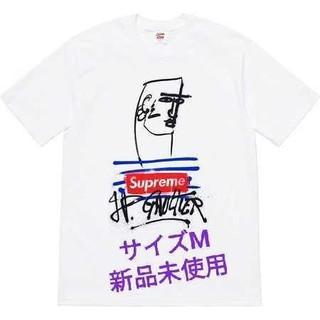 シュプリーム(Supreme)のSupreme Jean Paul Gaultier Tee M(Tシャツ/カットソー(半袖/袖なし))