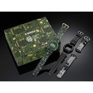 ジーショック(G-SHOCK)の【新品・未使用】CASIO G-SHOCK  DWE-5600CC-3JR(腕時計(デジタル))