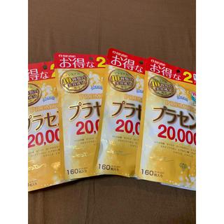 マルマン(Maruman)の新品 プラセンタ 20000 PREMIUM  マルマン 160粒 4袋セット(コラーゲン)