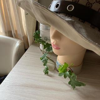 ♦︎ ノーブランド ☆大人帽子ワイヤー入り ♪送料込(帽子)
