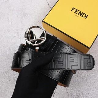 FENDI - 男女兼用 フェンディ ベルト 本革 美品