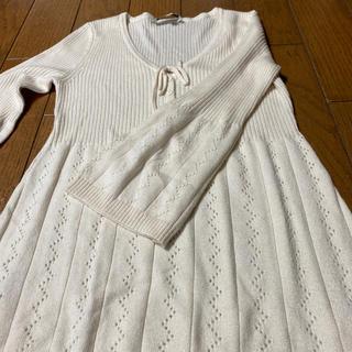 ローラアシュレイ(LAURA ASHLEY)のローラアシュレイ カシミア混セーター(ニット/セーター)