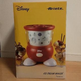 デロンギ(DeLonghi)のAriete ディズニー アイスクリームメーカー 645J(調理道具/製菓道具)