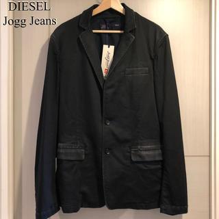 ディーゼル(DIESEL)のDIESEL Jogg Jeans   デニムテーラードジャケット【新品】(テーラードジャケット)