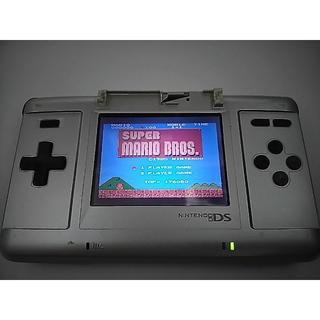 ゲームボーイアドバンス(ゲームボーイアドバンス)のゲームボーイマクロ バックライト付き GBAソフト専用機 GAMEBOY(携帯用ゲーム機本体)