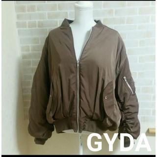 ジェイダ(GYDA)のGYDA MA-1 ma-1(ブルゾン)