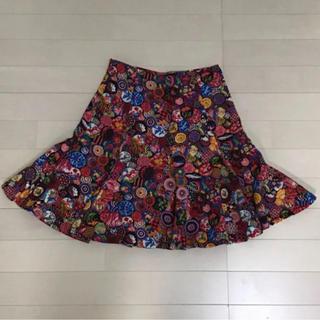 ケンゾー(KENZO)のケンゾー KENZO スカート(ひざ丈スカート)