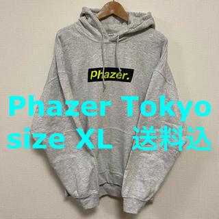 NEIGHBORHOOD - Phazer Tokyo フェイザートーキョー パーカー グレー XL