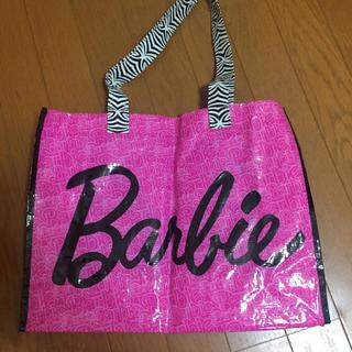 バービー(Barbie)のBarbie  ショップ袋(ショップ袋)