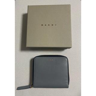 マルニ(Marni)の【最終値下げ】marni マルニ  二つ折り財布(財布)