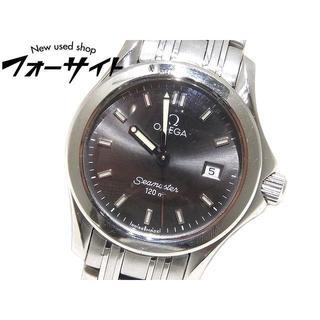 オメガ(OMEGA)のオメガ シーマスター レディース 時計 ☆ 2571.43 クォーツ ▼(腕時計)