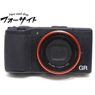 リコー(RICOH)のRICOH リコー ◇ GR コンパクト デジタルカメラ(コンパクトデジタルカメラ)