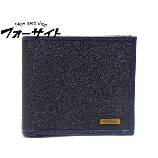 オロビアンコ(Orobianco)のオロビアンコ 2つ折り 財布 ☆ ネイビー 112359 (折り財布)