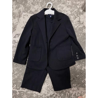 マザウェイズ(motherways)のマザウェイズ スーツ 上下 セット 紺 ネイビー 卒園式 入学式 フォーマル(ドレス/フォーマル)