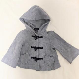 ジルスチュアート(JILLSTUART)のコート、パーカー☆ジル・スチュアート90cm(ジャケット/上着)