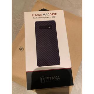 ギャラクシー(Galaxy)のPitaka MAGCASE Galaxy S10+ スマホケース(Androidケース)