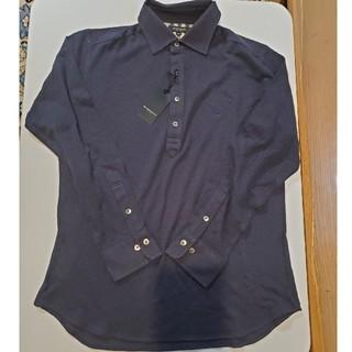 バーバリー(BURBERRY)の【新品タグ付き】BURBERRY ポロシャツ(ポロシャツ)