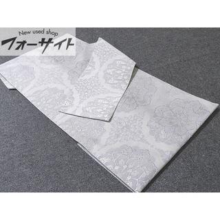 P18 吉兵衛 八寸 名古屋帯 ◇ 女性 和装 小物(帯)