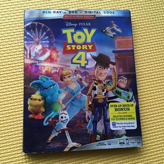 トイストーリー(トイ・ストーリー)の英語・スペイン語 トイストーリー4 DVD+Blu-ray+デジタルコード(外国映画)