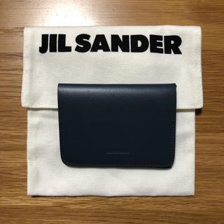 Jil Sander - JIL SANDER レザー カードケース