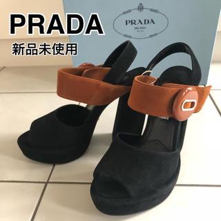 PRADA - PRADAサンダル 新品未使用