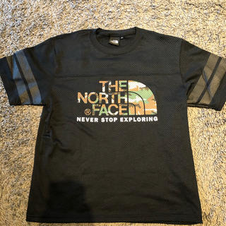 THE NORTH FACE - the north face Tシャツ メッシュ Lサイズ