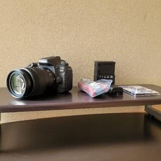 キヤノン(Canon)のeos90d レンズキットセット(ミラーレス一眼)