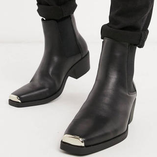 JOHN LAWRENCE SULLIVAN - Cuban heel western boots