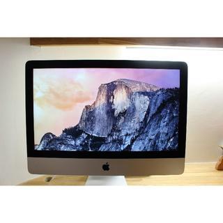Apple - iMac 21.5インチ ME086J/A