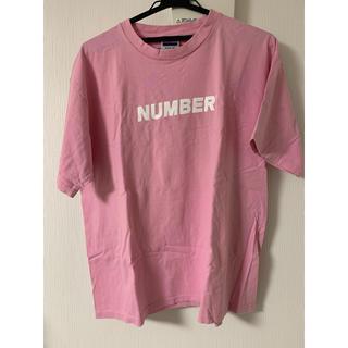 ナンバーナイン(NUMBER (N)INE)のNUMBER (N)INE  ビックシルエットTシャツ(Tシャツ/カットソー(半袖/袖なし))