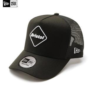 F.C.R.B. - FCRB NEW ERA EMBLEM MESH CAP ニューエラ キャップ