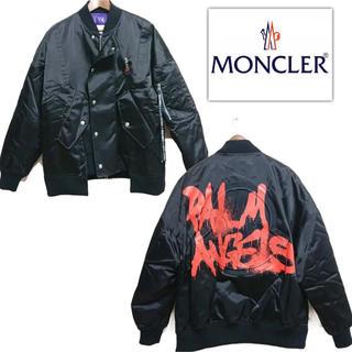 MONCLER - 新品★ 完売商品MONCLER PALM ANGELS ボンバージャケット