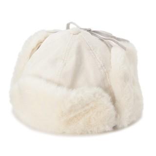 プティマイン(petit main)の【新品未使用】petitmainプティマイン フライトキャップ(帽子)