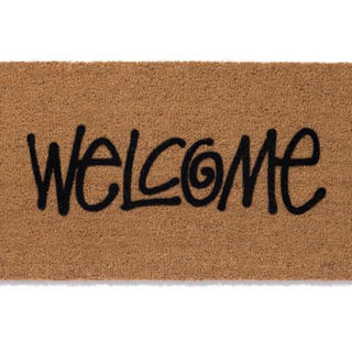 STUSSY - stussy welcome mat