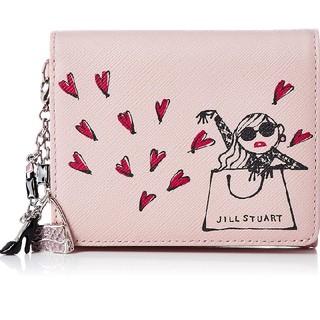 JILLSTUART - 早い者勝ち 美品 JILLSTUART 財布 ピンク