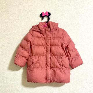 ユニクロ(UNIQLO)のユニクロ 中綿コート 90センチ(コート)