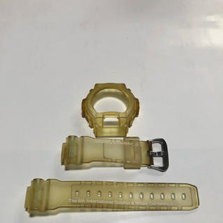 ジーショック(G-SHOCK)のG-SHOCK時計用ベルベゼ✳️DW-6910K第6回イルクジ用ベルベゼ(ラバーベルト)