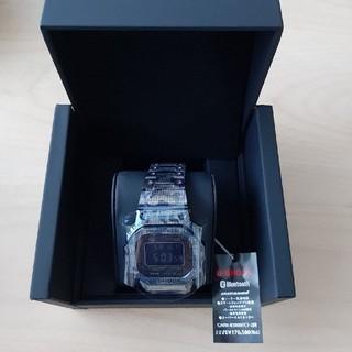ジーショック(G-SHOCK)の値下げ!G-SHOCK GMW-B5000TCF-2JR【迷彩】(腕時計(デジタル))