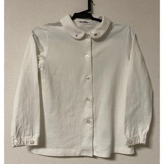 familiar - familiarファミリア 長袖カットソー120サイズ