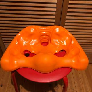 美品❗️ 福辻式 骨盤矯正 スタンド 座椅子(エクササイズ用品)