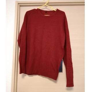 ムジルシリョウヒン(MUJI (無印良品))の無印良品 クルーネックセーター(ニット/セーター)