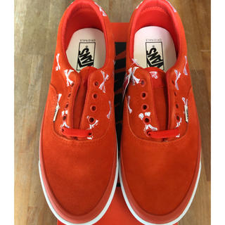 W)taps - WTAPS × VANS VAULT OG ERA LX ORANGE 27㎝
