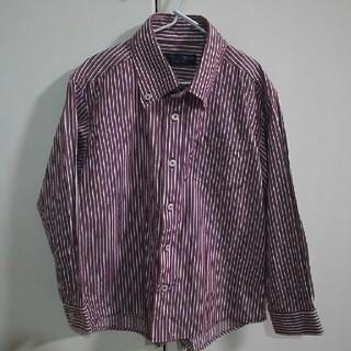ミチコロンドン(MICHIKO LONDON)の長袖シャツ 110cm(ドレス/フォーマル)