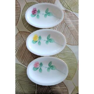 コウランシャ(香蘭社)の香蘭社 小皿 3枚(食器)