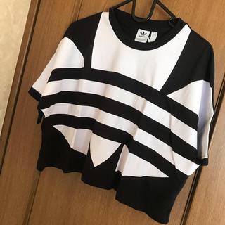 adidas - アディダス  ロゴTシャツ