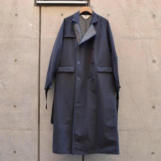 サンシー(SUNSEA)のsunsea 18ss waterproof columbo coat (チェスターコート)