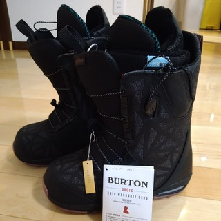 バートン(BURTON)のBURTONブーツ バートン スープリーム24.0(ブーツ)