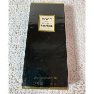 CHANEL - 新品未使用■CHANELシャネル COCO  ココ オードゥトワレ100ml香水