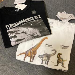 UNIQLO - ユニクロ恐竜110