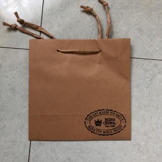 ロデオクラウンズ(RODEO CROWNS)のロデオクラウンズ★RODEOCROWNS★ショッパー★ショップ袋★紙袋(ショップ袋)